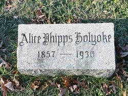 Alice Leland <I>Phipps</I> Holyoke