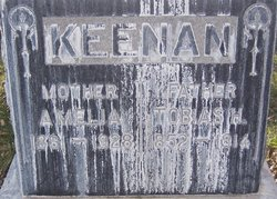 Amelia <I>Fisher</I> Keenan