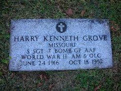 Harry Kenneth Grove