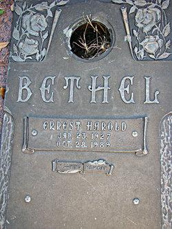 Ernest Harold Bethel