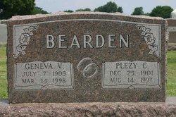 Plezy Clay Bearden