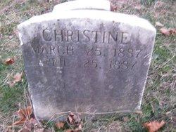 Christine Cadwalader