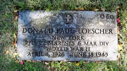 PFC Donald Paul Loescher