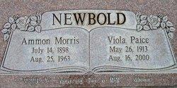 Ammon Morris Newbold