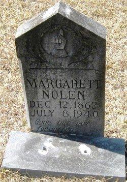 Margarett <I>LaCaze</I> Nolen