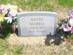 Mattie <I>Jenkins</I> Bagwell