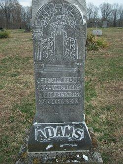 Gusta Leona <I>Boles</I> Adams