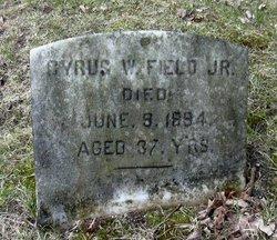 "Cyrus William ""Will"" Field"