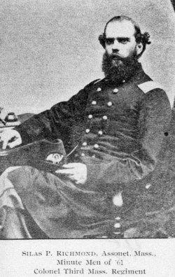Silas P. Richmond