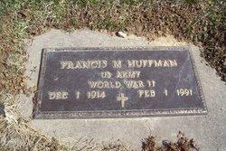 Francis M. Huffman, Jr