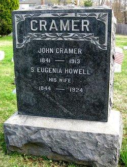 S. Eugenia <I>Howell</I> Cramer