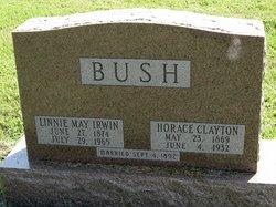Linnie May <I>Irwin</I> Bush