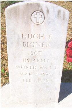 Hugh Edgar Bigner