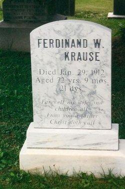 Carl Ferdinand Krause
