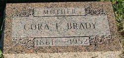 Cora Florence <I>Herrington</I> Brady