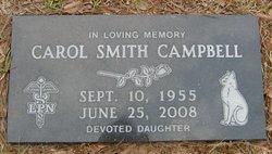 Carol <I>Smith</I> Campbell