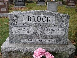Margaret Daisy <I>Loder</I> Brock