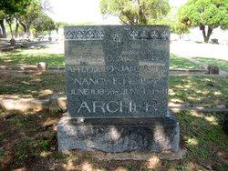 Nancy Elizabeth <I>Arrington</I> Archer