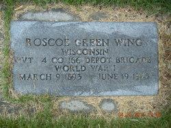 Roscoe Green Wing