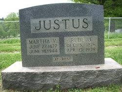 Martha V Justus