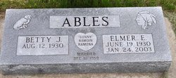 Betty J Ables