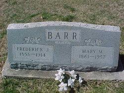Frederick John James Barr