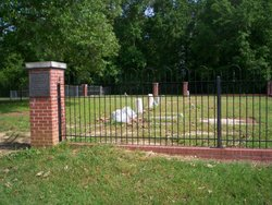 Holtzclaw Memorial Cemetery