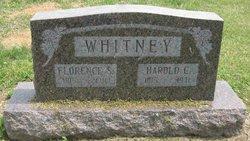 Florence S. <I>Noble</I> Whitney