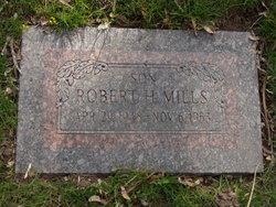 Robert Howard Mills