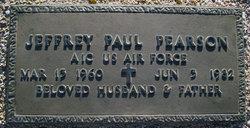 Jeffrey Paul Pearson