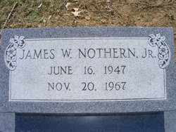 James W. Nothern, Jr