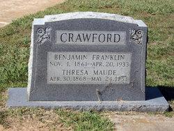 Benjamin Franklin Crawford