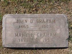 Mary Bell <I>Bryson</I> Graham