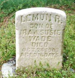 Lemon R. Wade