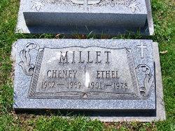 Cheney Rudolph Millet