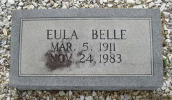 Eula Belle <I>Brown</I> Reed