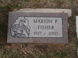 """Marion P. """"Mame"""" Fisher"""