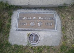 Jewell <I>Wright</I> Holstein