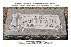 James Roy Agee