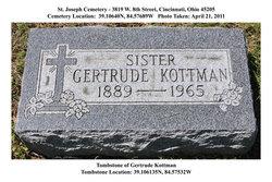 Gertrude Kottman