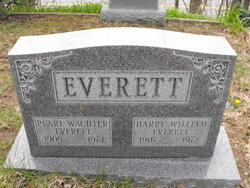 Pearl Virginia <I>Wachter</I> Everett