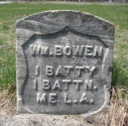 William Bowen, Jr