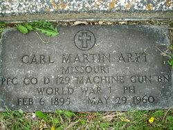 Carl M Arft