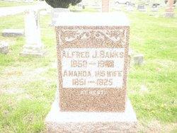 Alfred J Sanks