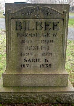 Sadie Gray <I>Crosley</I> Bilbee