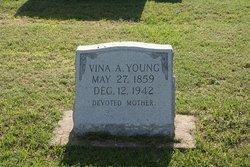 "Lavinia A ""Vina"" <I>Peeples</I> Young"