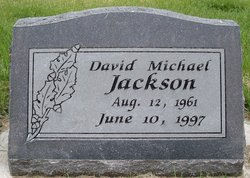 David Michael Jackson