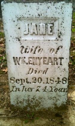 Jane <I>Norris</I> Enyeart