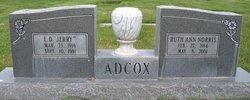 "L. D. ""Jerry"" Adcox"