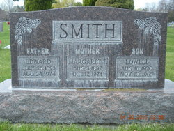 Margaret Rachel <I>Tripp</I> Smith